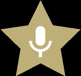 Speaker Stars Stern